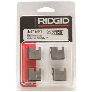 RIDGID 37830 Genuine Replacement Die, 3/4 in. NPT