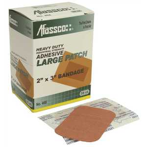 AFASSCO 0.468 INDUSTRIAL LARGE PATCH Pack of 35
