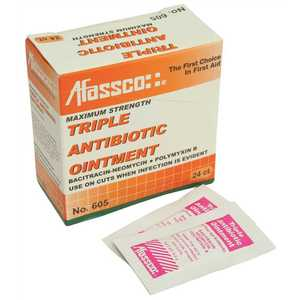 AFASSCO 605 ANTIBIOTIC OINTMENT Pack of 24