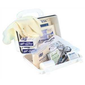 ERB INDUSTRIES, INC. 17130 10 First Aid Kit White