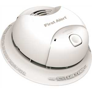 Lithium Power Cell Smoke Alarm, with Tamper Proof and Sealed Battery