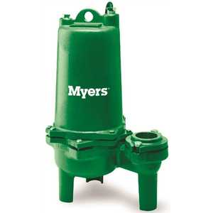 Myers 27165E032 2 HP Sewage Pump