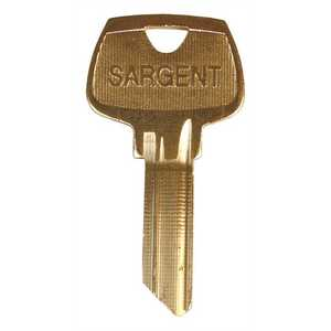 Sargent 275RC Sargent Keyblank, 5 Pin RC