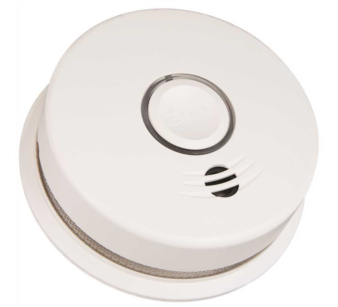 Kidde 21028753 10 Year Sealed Battery Smoke Detector With