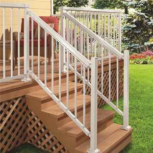 Peak Aluminum Stair Railing