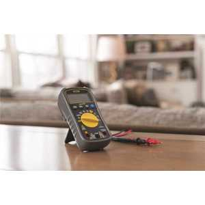 GENERAL TOOLS MANUFACTURING TS04 ToolSmart Bluetooth Connected Digital Multimeter
