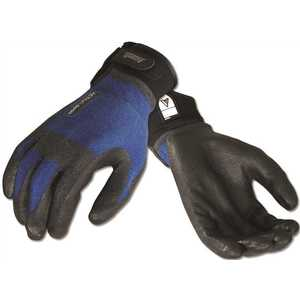 Ansell Protective Products 298131 ACTIVARMR CUT-RESISTANT HVAC GLOVES, LARGE Gray, Blue