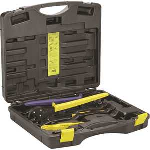 Viega 56000 PureFlow 1/2 in., 3/4 in. Press starter tool set