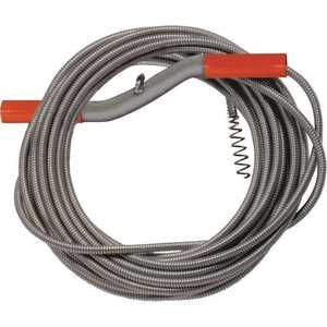 GENERAL WIRE SPRING L-50FL1-A DH DRAIN AUGER CABLE 50 FT
