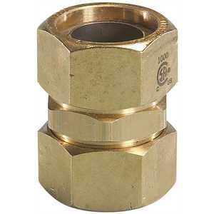 OMEGA FLEX FGP-CPLG-750 TRAC PIPE AUTOFLARE FITTING COUPLING 3/4 IN.*