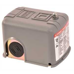 Square D 9013FSG2J21 PRESSURE SWITCH 30 50 PSI
