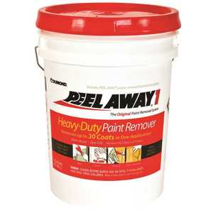 Dumond Chemicals 1005N PEEL AWAY 1 HEAVY DUTY PAINT REMOVER, WITH CITRI-LIZE NEUTRALIZER, 5.5 GALLON