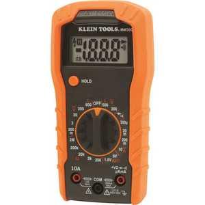 Klein Tools MM300 Manual Ranging Digital Multimeter
