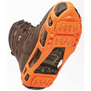 32 NORTH CORPORATION WALK-300-03 Stabilicers Walk Large Orange Ice Traction Gear