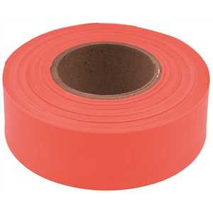 Intertape Polymer 6880 6880 ORANGE GLO FLAGGING TAPE, 1-3/16 X 150'