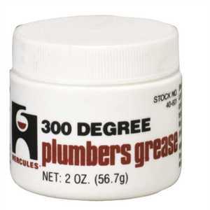 HERCULES 40601 300 Degrees Plumbers Grease