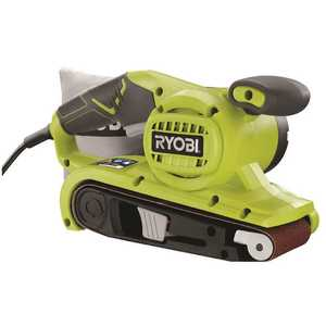 RYOBI BE319 3 in. x 18 in. Portable Belt Sander Green