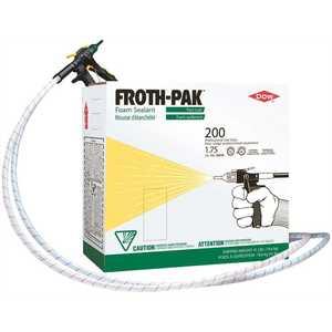 FROTH-PAK 346963 200 Foam Sealant Kit