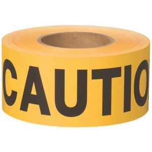Shurtape Technologies, LLC 184031 BT 100 3 in. x 300 ft. Caution Yellow Flagging Tape