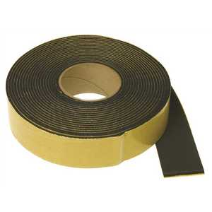 Frost King IT30/8 2 in. x 1/8 in. Thick x 30 ft. Rubber Insulation Tape