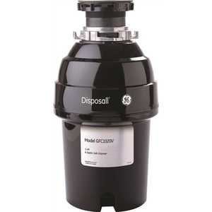 GE GFC1020V 1 HP Continuous Feed Garbage Disposal