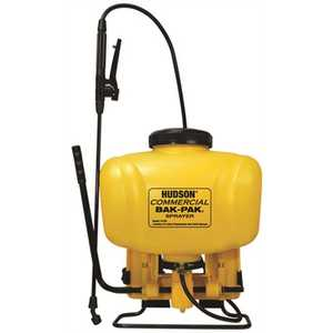 Hudson 13194 4 Gal. Commercial Backpack Sprayer with 20 in. Wand