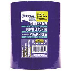 Linzer TP BDT 3PK 0200 1.88 in. x 60 yd. Blue Painter's Tape Pack of 3