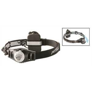 COAST HL6 LED HEADLAMP WITH VARIABLE LIGHT OUTPUT 153 LUMENS Black