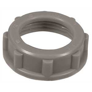 Topaz Electric 831-XCP100 PLASTIC CONDUIT BUSHING 1/2 IN - pack of 100