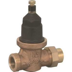 Zurn 34-NR3XL 3/4 in. Brass FPT Water Pressure Reducing Valve