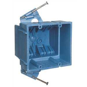 Carlon BH235AR 2-Gang 35 cu. in. Electrical Hard Shell Box