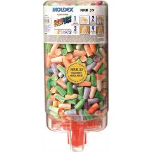 Moldex 6645 SPARKPLUGS PLUGSTATION, EARPLUG DISPENSER, PER DISPENSER - pack of 500