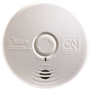 Kidde 21010071 (P3010K-CO 10-Year Sealed Battery Smoke and Carbon Monoxide Combination Detector