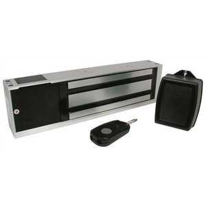 Alarm Lock RR-PM1200PAK REMOTE RELEASE 1200LB MAGNET PACKAGE Aluminum Silver