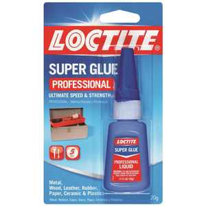 Loctite 1365882 Professional 20g Liquid Super Glue