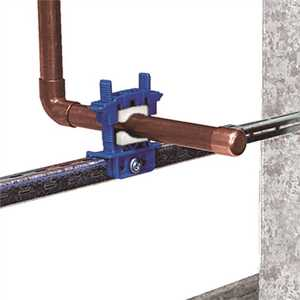 Holdrite 250-H Variable Closure Clamp for Pipe Sizes Up to 1 in.