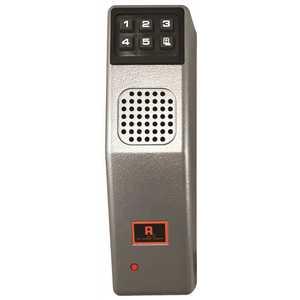 Alarm Lock PG30MS PG30 Series Keypad-Controlled Narrow Stile Door Alarm