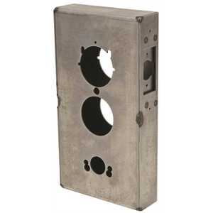 Keedex K-BXSIM WELDABLE GATE BOXESFOR KABA SIMPLEX Gray