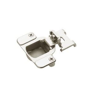 """Amerock d2811i1214 Matrix 3/8"""" 2 Way Concealed Grass Hinges with 105 Degree Opening Angle"""
