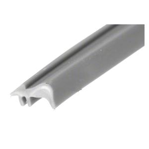 "Gray 11/32"" Wide Glazing Spline - 1000' Roll"