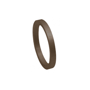"Dark Bronze .157"" Straight Cylinder Ring"