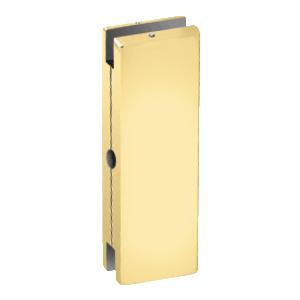Brass AMR Series Sidelite or Glass Door Mounted Keeper