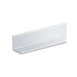 "Brite Anodized 3/4"" Aluminum Angle Extrusion"