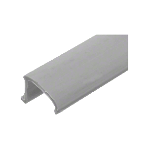 CRL VGB1460GRY Gray Snap-In Vinyl Glazing Bead