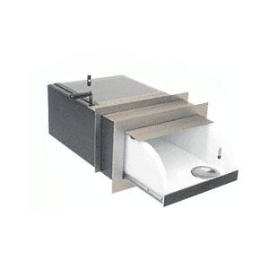 CRL TD1727TW Oversize Capacity Thru-Wall Transaction Drawer