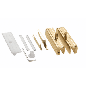 Polished Brass Madrid Series Hinge Kit