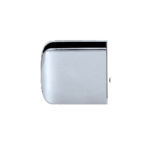 Brushed Nickel Roman Series Fixed Panel U-Clamp