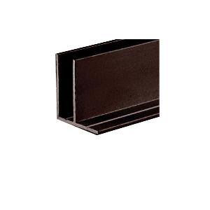 CRL D1675DU Duranodic Bronze Fixed Glass Frame