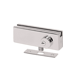 CRL AMR205PS Polished Stainless AMR Series Patch Lock