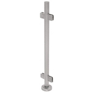 Get a Custom Post Height Glass Clamp Round Post Kits